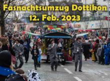 Fasnachtsumzug Dottikon 2023