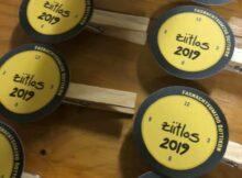 Ziitlos 2019 - Umzugsabzeichen